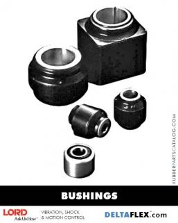 Rubber-Parts-Catalog-Delta-Flex-LORD-Bushings