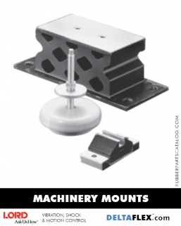 Rubber-Parts-Catalog-Delta-Flex-LORD-Machinery-Mounts