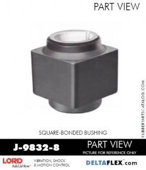 J-9832-8 Rubber Bushing