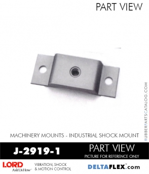 RUBBER-PARTS-CATALOG-DELTA-FLEX-LORD-CORPORATION-VIBRATION-ISOLATER-Machinery-Mounts-LATTICE-MOUNT-RUBBER-PARTS-CATALOG-DELTA-FLEX-LORD-CORPORATION-VIBRATION-ISOLATER-Machinery-Mounts-Industrial-Shock-Equipment-MOUNT-J-2919-1
