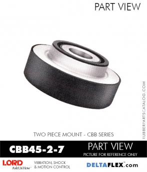 Rubber-Parts-Catalog-Delta-Flex-LORD-Corporation-two-piece-mounts-CBB-CBC-CBB45-2-7