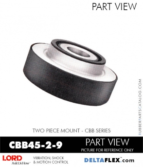 Rubber-Parts-Catalog-Delta-Flex-LORD-Corporation-two-piece-mounts-CBB-CBC-CBB45-2-9