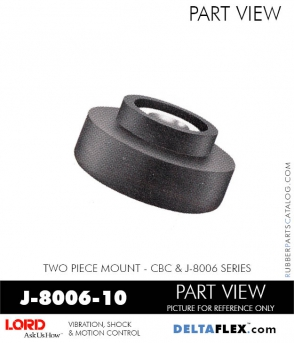 Rubber-Parts-Catalog-Delta-Flex-LORD-Corporation-two-piece-mounts-CBB-CBC-J-8006-10