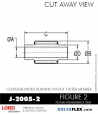 Rubber-Parts-Catalog-Delta-Flex-LORD-Bushings-Center-Bonded-Bushings-J-2005-2