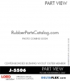 Rubber-Parts-Catalog-Delta-Flex-LORD-Bushings-Center-Bonded-Bushings-J-5506