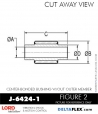 Rubber-Parts-Catalog-Delta-Flex-LORD-Bushings-Center-Bonded-Bushings-J-6424-1