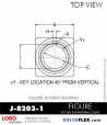 Rubber-Parts-Catalog-Delta-Flex-LORD-Bushings-Square-Bonded-Bushings-J-8203-1