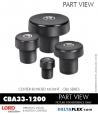 Rubber-Parts-Catalog-Delta-Flex-LORD-Corporation-Vibration-Control-Center-Bonded-Mounts-CBA33-1200