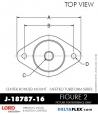 Rubber-Parts-Catalog-Delta-Flex-LORD-Corporation-Vibration-Control-Center-Bonded-Mounts-J-18787-16