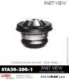 Rubber-Parts-Catalog-Delta-Flex-LORD-Corporation-Vibration-Control-Center-Bonded-Mounts-STA30-300-1