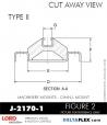 RUBBER-PARTS-CATALOG-DELTA-FLEX-LORD-CORPORATION-VIBRATION-ISOLATER-Machinery-Mounts-LATTICE-MOUNT-RUBBER-PARTS-CATALOG-DELTA-FLEX-LORD-CORPORATION-VIBRATION-ISOLATER-Machinery-Mounts-Chan-L-MOUNT-J-2170-1
