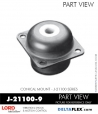 Rubber-Parts-Catalog-Delta-Flex-LORD-Corporation-Conical-Mount-J-21100-9