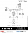Rubber-Parts-Catalog-Delta-Flex-LORD-Corporation-Conical-Mount-J-211002-1