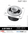 Rubber-Parts-Catalog-Delta-Flex-LORD-Corporation-Conical-Mount-J-211003-1