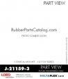 Rubber-Parts-Catalog-Delta-Flex-LORD-Corporation-Conical-Mount-J-21159-3