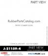 Rubber-Parts-Catalog-Delta-Flex-LORD-Corporation-Conical-Mount-J-21159-4