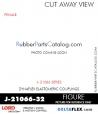 RUBBER-PARTS-CATALOG-DELTAFLEX-Vibration-Isolator-LORD-ROD-ENDS-J-21066-32