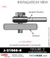 RUBBER-PARTS-CATALOG-DELTAFLEX-Vibration-Isolator-LORD-ROD-ENDS-J-21066-8