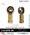 RUBBER-PARTS-CATALOG-DELTAFLEX-Vibration-Isolator-LORD-ROD-ENDS-J-21270-30
