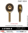 RUBBER-PARTS-CATALOG-DELTAFLEX-Vibration-Isolator-LORD-ROD-ENDS-J-21066-6