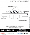 RUBBER-PARTS-CATALOG-DELTAFLEX-Vibration-Isolator-LORD-Dynaflex-Shear-Type-Couplings -Coupling-J-1211-2-11