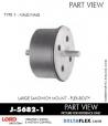 Rubber-Parts-Catalog-Delta-Flex-LORD-Flex-Bolt-Large-Sandwich-Mounts-J-5682-1