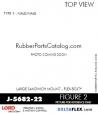 Rubber-Parts-Catalog-Delta-Flex-LORD-Flex-Bolt-Large-Sandwich-Mounts-J-5682-22