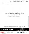 Rubber-Parts-Catalog-Delta-Flex-LORD-Flex-Bolt-Medium-Sandwich-Mounts-Male-Male-J-5425-276