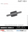 Rubber-Parts-Catalog-Delta-Flex-LORD-Corporation-Flex-Bolt-Small-Sandwich-Mounts-SMB003-0400-8