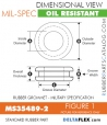 Rubber Grommet | Mil-Spec | MS35489-2